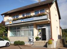 Volksbank Nordschwarzwald eG - Filiale Simmersfeld