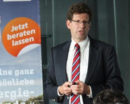 Dr. Volker Kienzlen, Klimaschutz- und Energieagentur BW