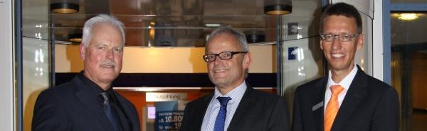 40-jähriges Betriebsjubiläum von Vorstand Christian Radde